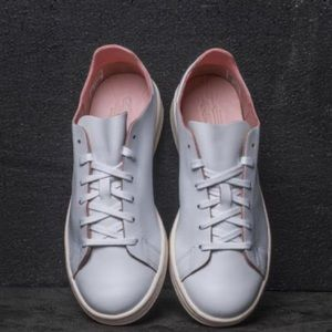 ADIDAS OG BY2978 Women's Stan Smith Nuude Shoes